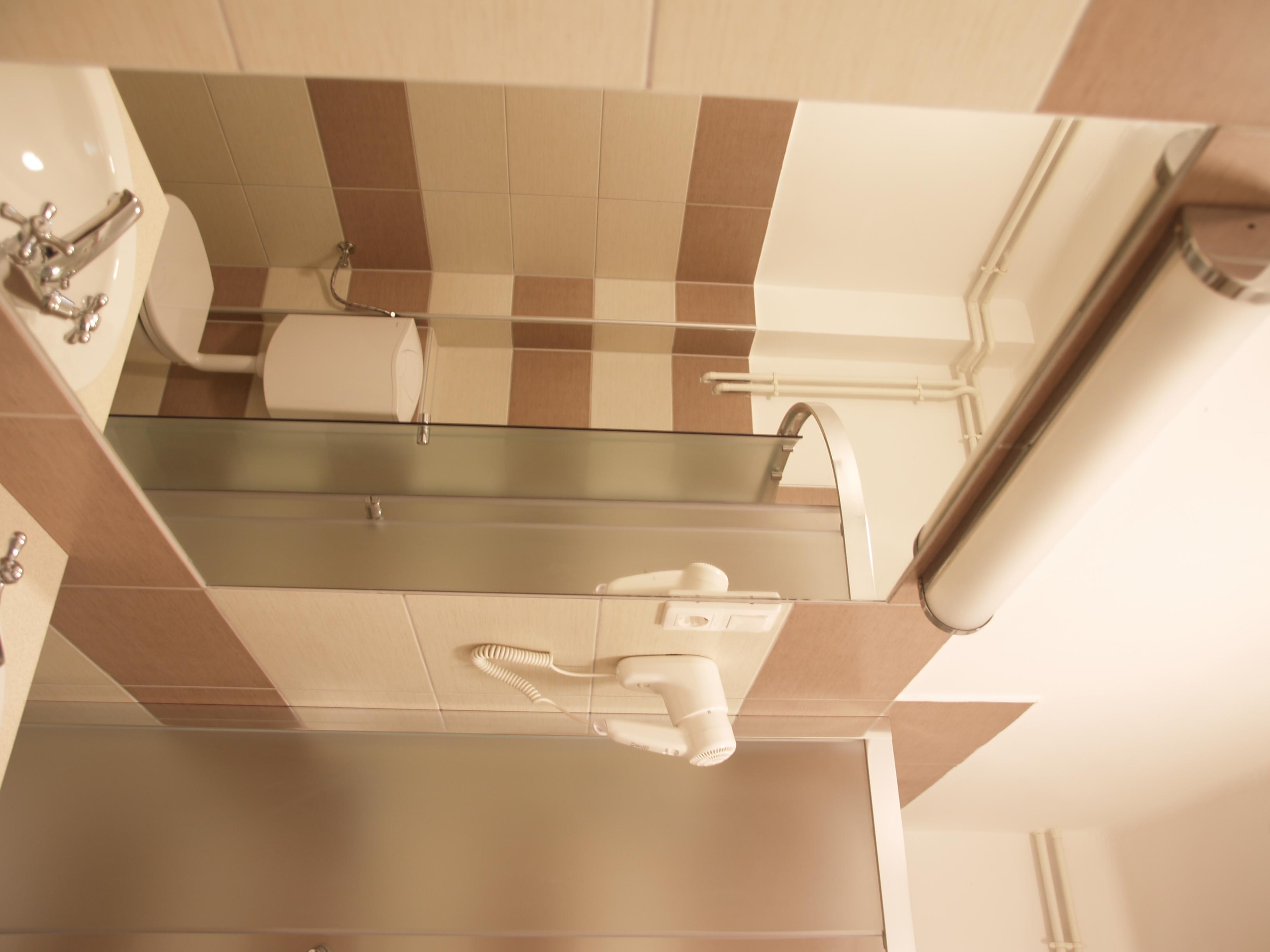 Toronyi Vendégház, fürdő